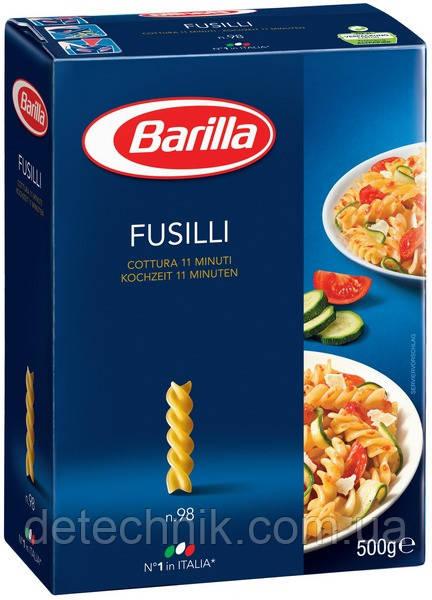 Макароны Barilla Fusilli