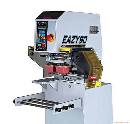 Машина тампонной печати COMEC EAZY90-2C, фото 2
