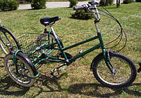 """Б/У Трехколесный велосипед для детей с ДЦП Reha Special Bike 20"""""""