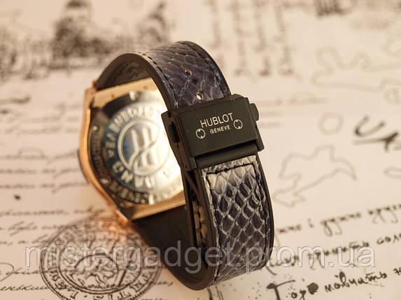 Часы женские Hublot Gold в камнях копия, фото 2