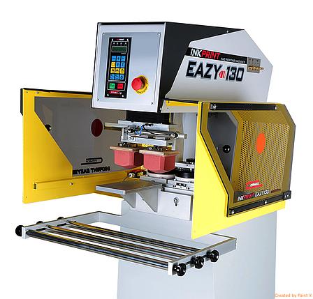 Машина тампонной печати COMEC EAZY130-2C, фото 2