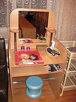 Уголок парикмахера Катеринка 600*400*1100