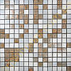 Мозаика стекло с авантюрином Vivacer GLmix43