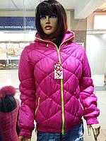 Куртка демисезонная женская яркая