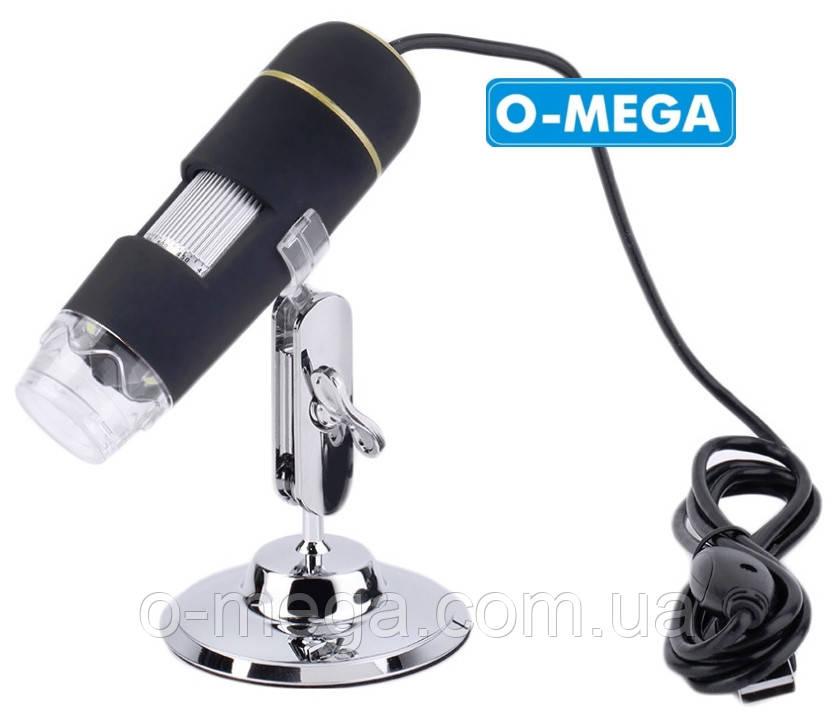 Цифровой USB микроскоп 50X-500X ― фотокамера