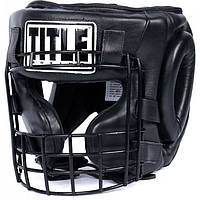 Боксерский шлем TITLE Pro Cage Training Headgear