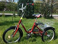 """Трехколесный велосипед для детей с ДЦП TOLEK 16"""" Children Special Bike"""