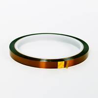 Термостойкий скотч каптоновый 3 мм