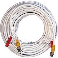 Кабель видео и питания с разъёмами, 5 метров (кабель питания) COLARIX AKV-CKR-005