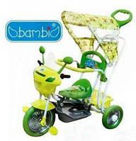 Детский трехколесный велосипед B 3-9 / 6012, фото 1