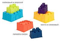 Набор для игры с песком и водой 2 Пасочки-замка (цвета в ассорт.) Battat