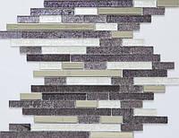 Мозаика стеклянная Vivacer L1124 фиолетовая, фото 1