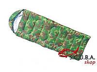 Спальный мешок - кокон Камуфляж, фото 1
