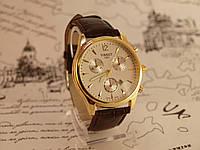 Часы мужские Tissot Gold Brown. Качественная Реплика!