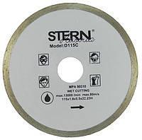 Диск алмазный STERN 180 плитка, код 11-127