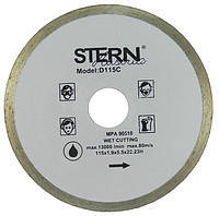 Диск алмазный STERN 230 плитка, код 11-129