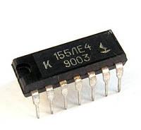 Микросхема К155ЛЕ4