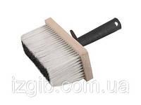 Кисть макловица, 150х70 мм, искусственная щетина, деревянный корпус, пластмассовая ручка, MATRIX ,