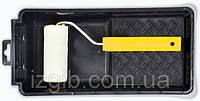 Набор (Велюр 100 мм, ручка, кюветка) , код 703-971