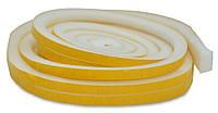 Ущільнювач поролоновий клейкий, Україна 8 мм, 5 м, код 710-791