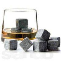 Камни для охлаждения виски Whiskey Stones - многоразовый лед