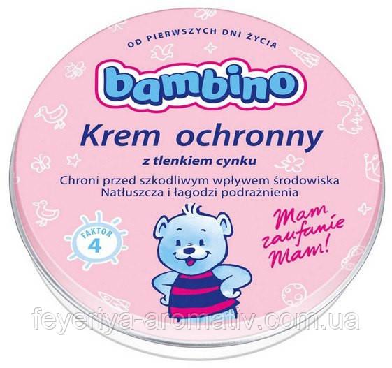 Детский крем от раздражения Bambino 75гр. (Польша)