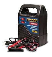 Автомобильное зарядное устройство AC01, 6В/12В, 4/6/8A, код 752-290