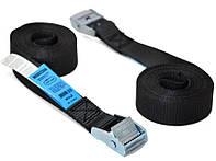 Набор багажных кольцевых лент, язычковый механизм 2 шт, 0, 25т/25мм х 2, 5м, код 752-441
