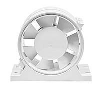 Вентилятор, осевой, канальный, приточно-вытяжной, PRO D 100 мм, код 760-600