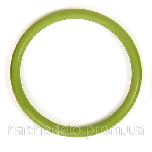 Кольцо 31х3 (зеленое) 05-9607