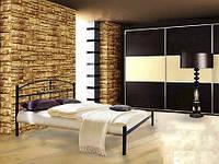 Металлическая кровать Кассандра 120х200
