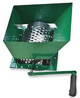 Корморезка, овощерезка, тёрка-барабан, стружка 3-5мм, загрузка в бункер до 180 кг в час, код 770-947
