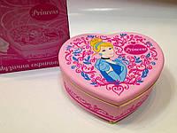 Шкатулка музыкальная Принцесса Princess 6005P