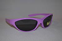 Солнцезащитные очки детские спорт розовый