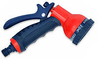 Пистолет- распылитель пластиковый регулируемый 7- позиционный, код 772-451