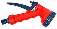 Пистолет- распылитель пластиковый регулируемый 5- позиционный, код 772-450
