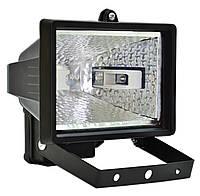 Прожектор галогенный 120 Вт, черный, код 770-610