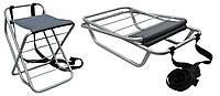 Санки-стул для рыбака 570х345х125 мм, 1, 8 кг, код 774-008