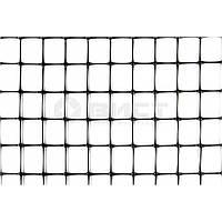 Сетка ограждающая полимерная 50 г/м2, ячейка 21х21,1х200м, код 768-904