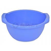 Таз пластиковый круглый пищевой, Украина 15 л, код 766-515