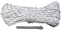 Шнур полипропиленовый плетеный, Украина D 2 мм, 30 м, код 769-655 , фото 1
