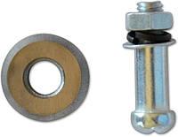 Запасные режущие элементы для плиткореза 22х6х2мм, код 711-283