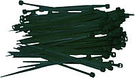 Ремешки затяжные 2.5х100 мм, белые, 100 шт., код 723-103