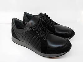Кроссовки Etor 8594-18 черные