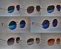 Солнцезащитные очки детские Aviator опт