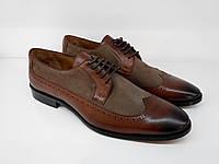 Крутые мужские туфли Etor