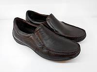 Мокасины Etor 13064-7244-1 40 коричневые, фото 1