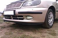 Спойлер переднего бампера для Daewoo Lanos ЗАЗ Ланос ЗАЗ Сенс (оригинал, GM)