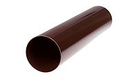 Труба для водостока 90*4000 мм rosa