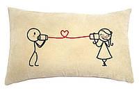 "Подушка ""Любовная связь"""